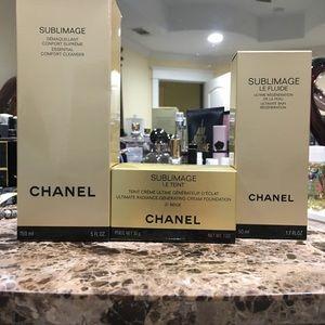 Chanel skincare bundle